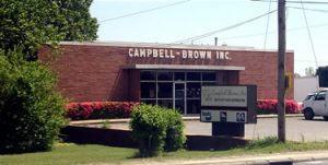 Campbell-Brown Inc. Charlotte Location