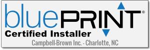 Campbell-Brown, Cartified Bluprint Installer