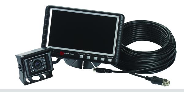 Federal Signal Backup Camera